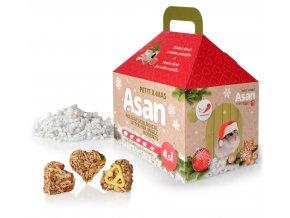 Asan Petit Vánoční edice, 4,5l