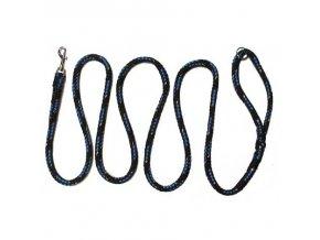 Vodítko nylon délka 3m /12 mm – modré