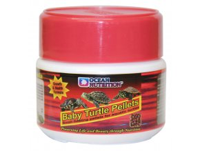 Baby Turtle Pellets