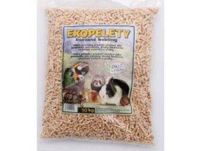 Ekopelety – podestýlka pro hlodavce 10kg