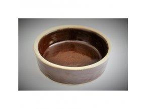 Psí miska střední - keramika