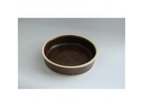 Miska nízká 0,5l - keramika