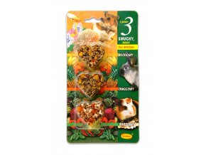 Křeček miska 0,15 litru - keramika