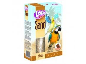 LOLOpets anýzový písek pro ptáky 1500 g