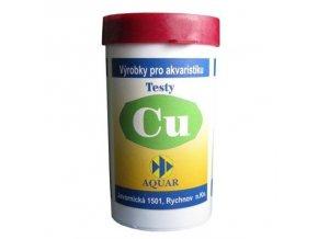Test Cu (měď) 20 ml