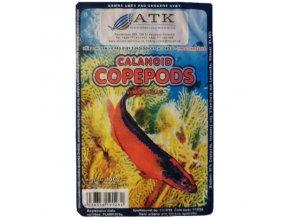 Calanoid copepods 100g blistr