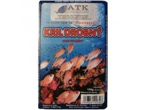 Krill drobný 100g blistr