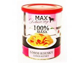 MAX losos kousky 800 g