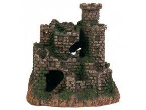 Zřícenina hradu malá 12 cm