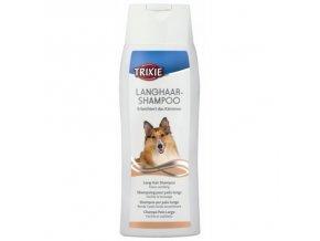 Langhaar šampon 250 ml TRIXIE pro dlouhosrstá plemena psů