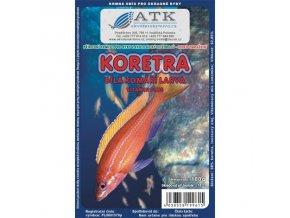 Koretra - komáří larvy bílé blistr 100g