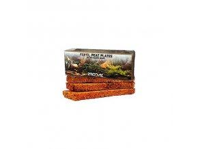 Prodac Fertil Peat Plates - rašelinové koberce, 3ks