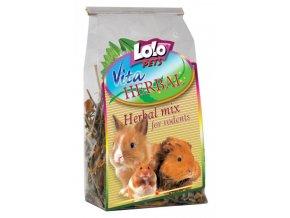 LOLOPets VITA HERBAL bylinkový mix 40g