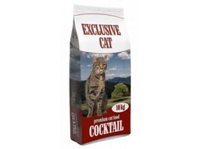 Delikan Exclusive Cat Cocktail 28/8 10kg