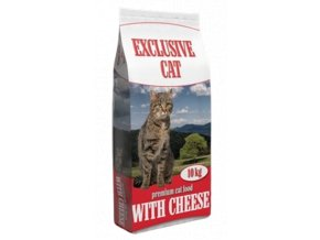 Delikan Exclusive Cat With Cheese 28/8 10kg