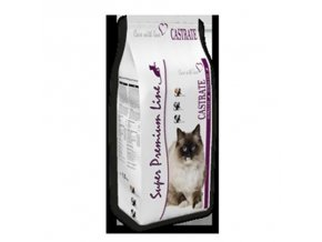 Super Premium Cat - Supra Cat Castrate 30/10 1,5kg