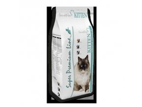 Super Premium Cat - Supra Cat Kitten 35/24 1,5kg