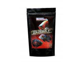 Colossus X2 - plovoucí pelety pro velké cichlidy 500g