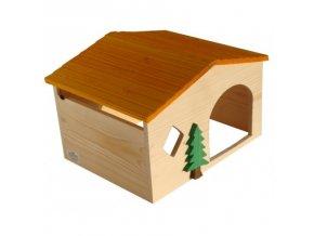 Domeček pro králíka 713