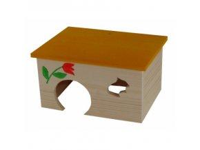 Domek pro myšky a malé hlodavce 741