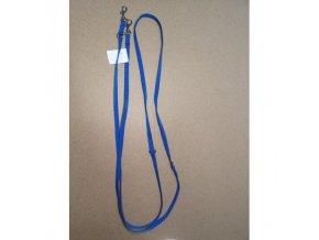 Přepínací vodítko DOLEŽEL popruh modrá