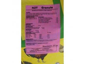 N2T granule - krmení nosnic během snůšky 10kg