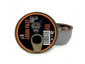 FALCO CAT losos filet 120g