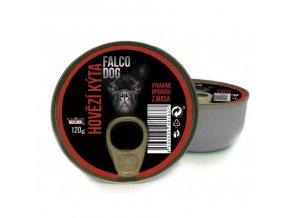 FALCO DOG hovězí kýta 120g