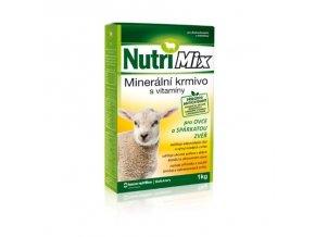 NutriMix pro ovce a spárkatou zvěř 1kg