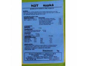 N2T sypká - výkrm pro nosnice 10kg