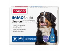 BEAPHAR Line-on IMMO Shield pro psy L