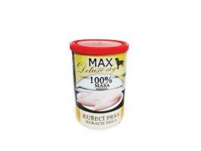 MAX kuřecí prsa bez kosti 400g