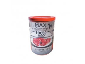 MAX kostky hovězí svaloviny s chrupavkou 400g