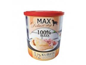 MAX 1/2 kuřete s kachními srdci 800 g