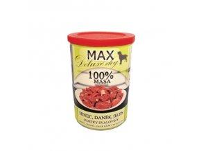 MAX srnec, daněk, jelen 400 g