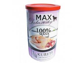 MAX 3/4 kuřete s žaludky 1200g
