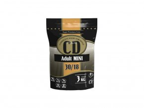 CD Adult Mini 31/18 3 kg
