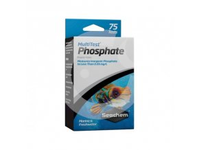 SEACHEM MultiTest: Phosphate, 75 ks