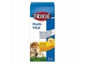 MultiVital multivitamín pro hlodavce 50ml
