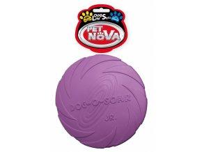 rub disc violet 15cm etyk