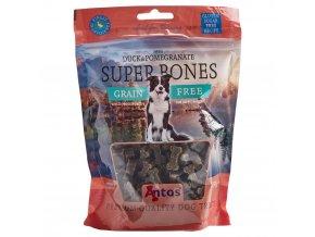 super bones eend en granaatappel 150 gr 1554980644