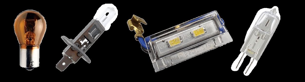 Žárovky, náhradní LED moduly