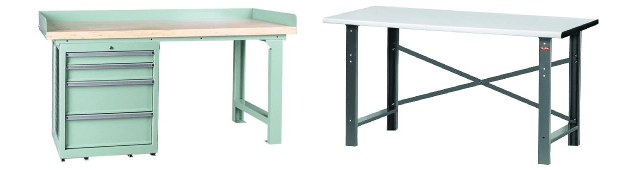 Dílenské stoly