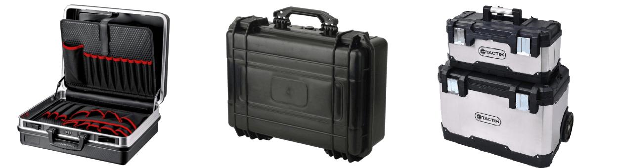 Kufry na nářadí