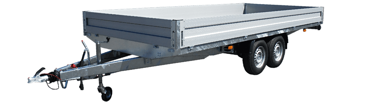 Nákladní přívěsy 750 kg - 3500 kg