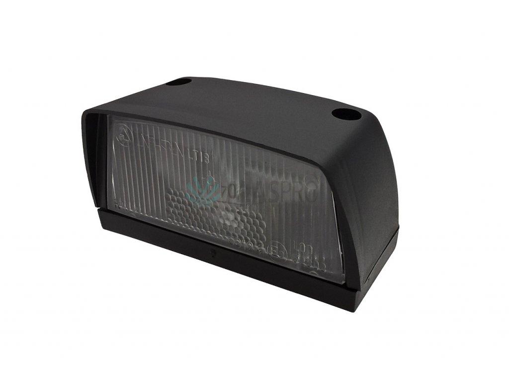 Osvětlení SPZ (registrační značky) AJ.BA LT18