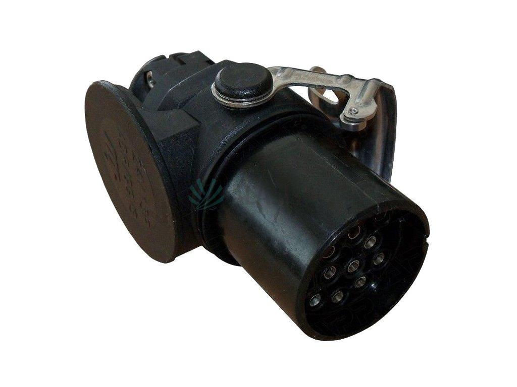 Zástrčka - vidlice 15 pól 24V, šroubovací kontakty