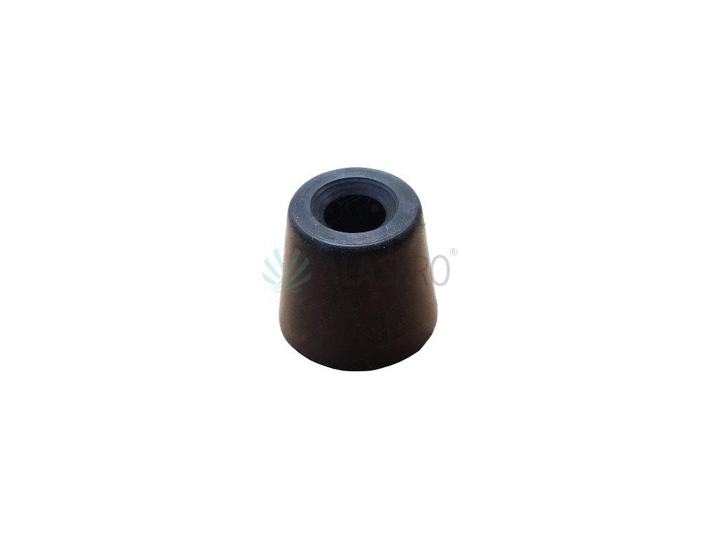 Gumový doraz - špunt pr. 24x28 mm