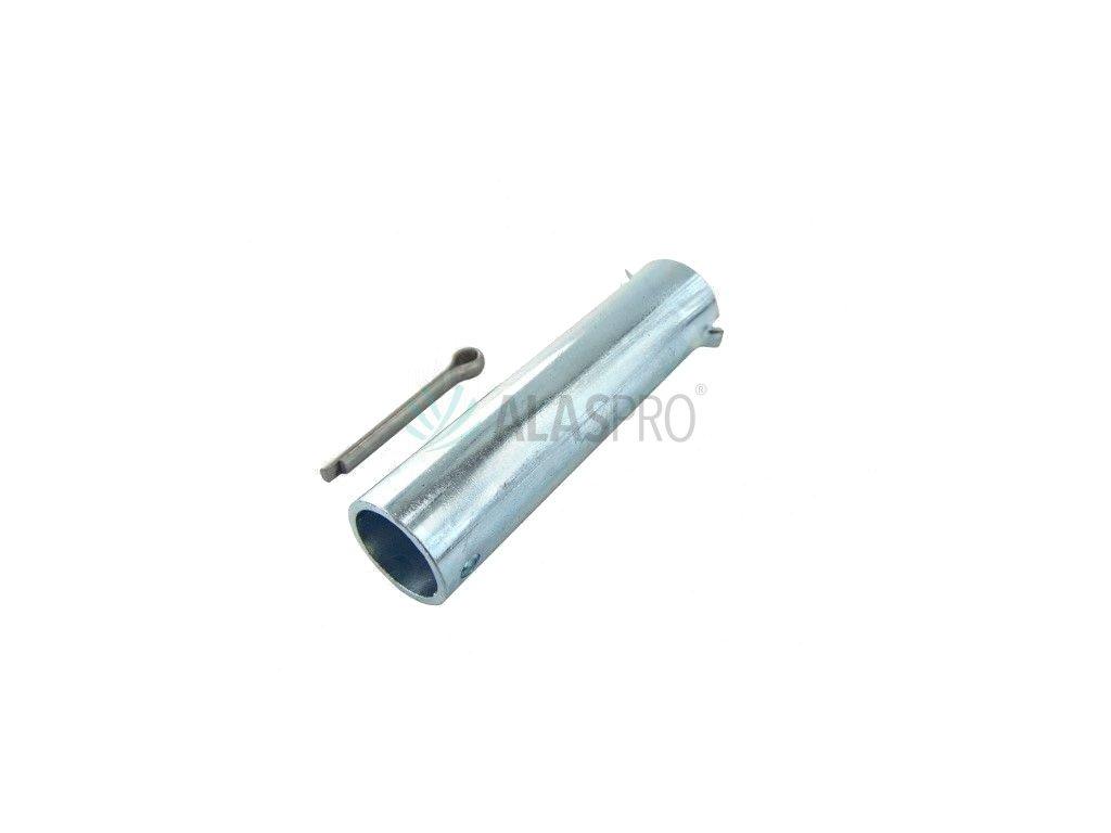 Osička k opěrnému kolečku WW ST 48/200 V(B)
