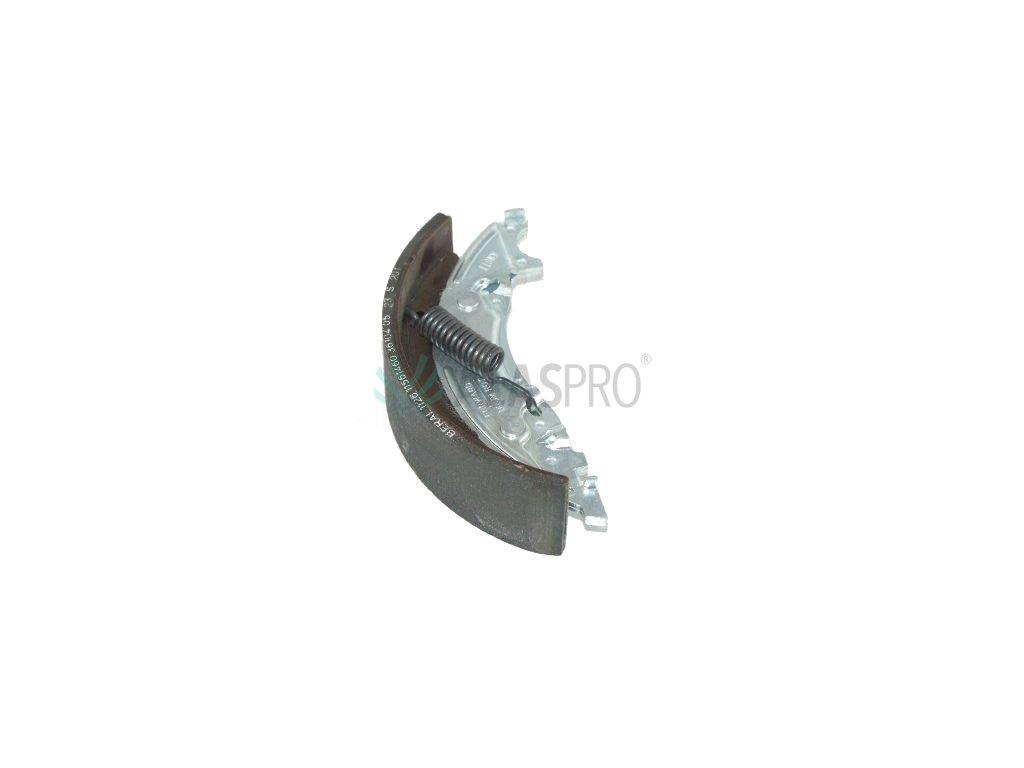 Čelist brzdová KNOTT 160x35 Backmat, originál KNOTT